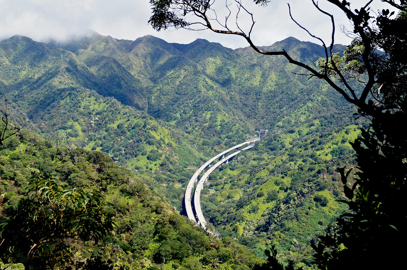 It's no Haiku Stairs but the views are still very satisfying and the hike is quite easy and pleasant.
