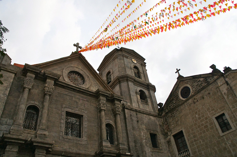 National Cathedral in Manila