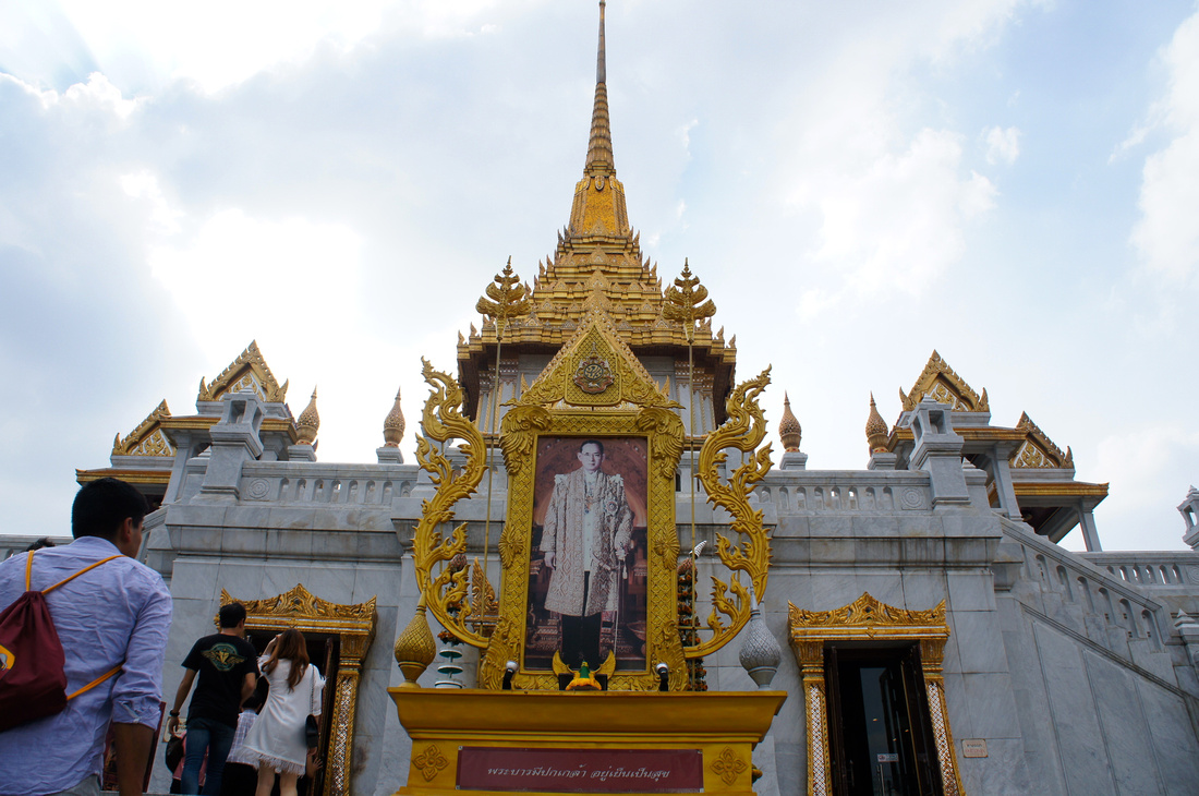 Bangkok is home to some of the most beautiful temples in Thailand.