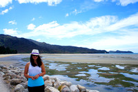 Hike in Abel Tasman Nat'l Park
