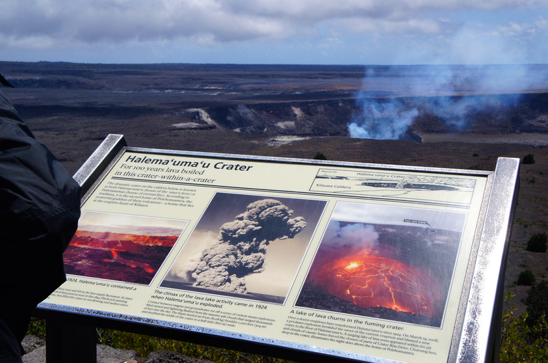 Big Island volcanos are not what you may expect. That is because they are shield volcanos.