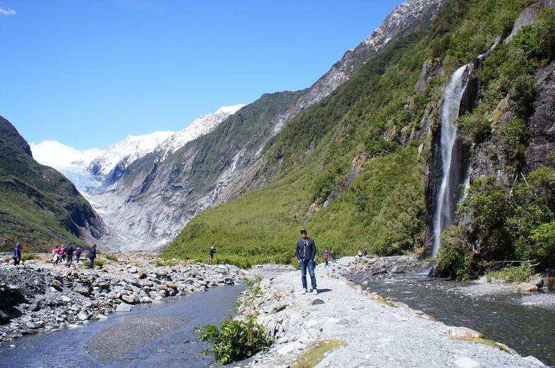 Franz Josef Glacier hike.
