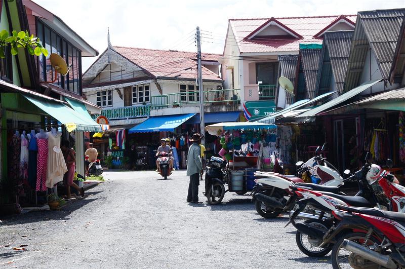 Near Wat Plai Laem