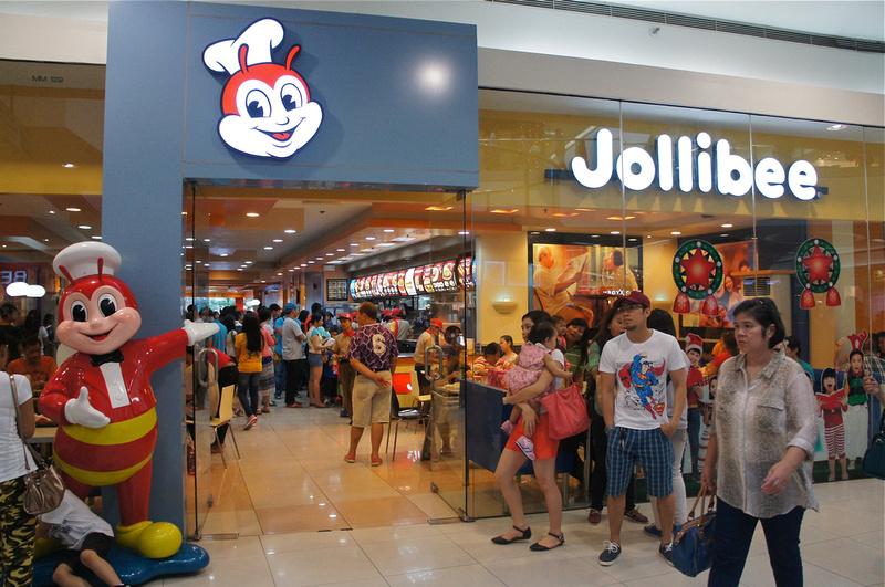 Jollibee in Manila