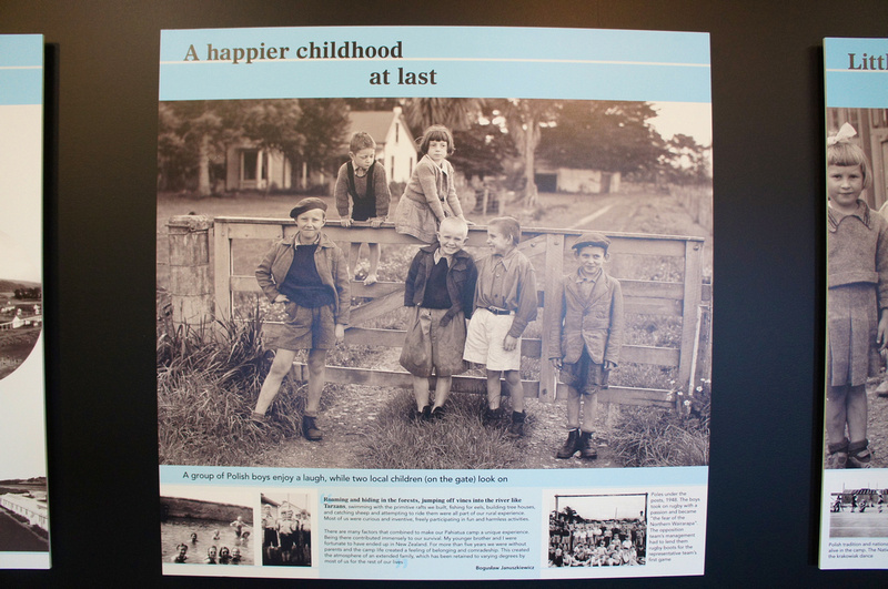 Pahiatua Polish Orphans in New Zealand